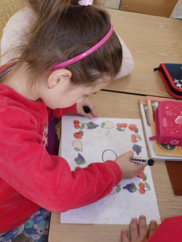 2018 Szőlőskert református ovi látogatása iskolánkban