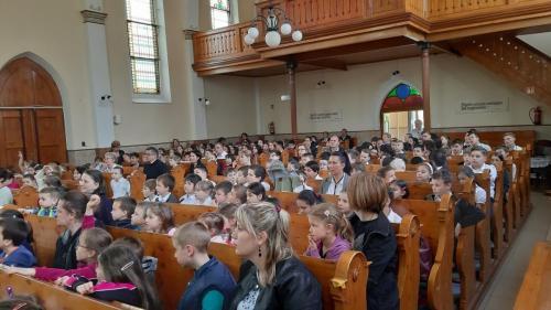 Húsvéti Istentiszteletünk - orgona hangversenyünk - 2019